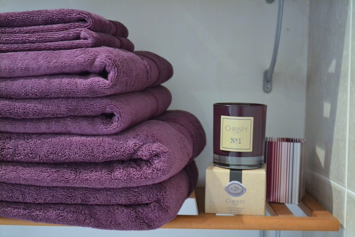 Christy Towels Review