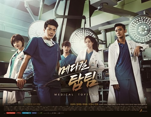 Download K-Drama Medical Top Team Episode 19