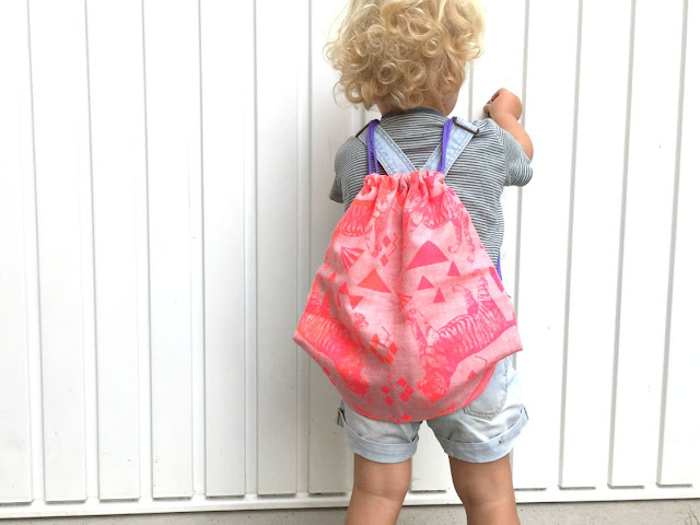 Shopping: Kinder Rucksack von Ambacht