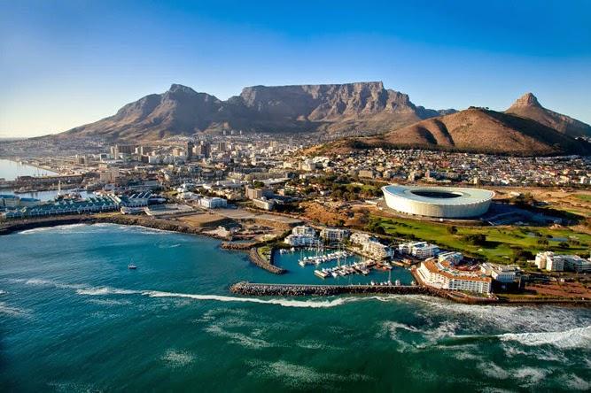 Härliga Kapstaden
