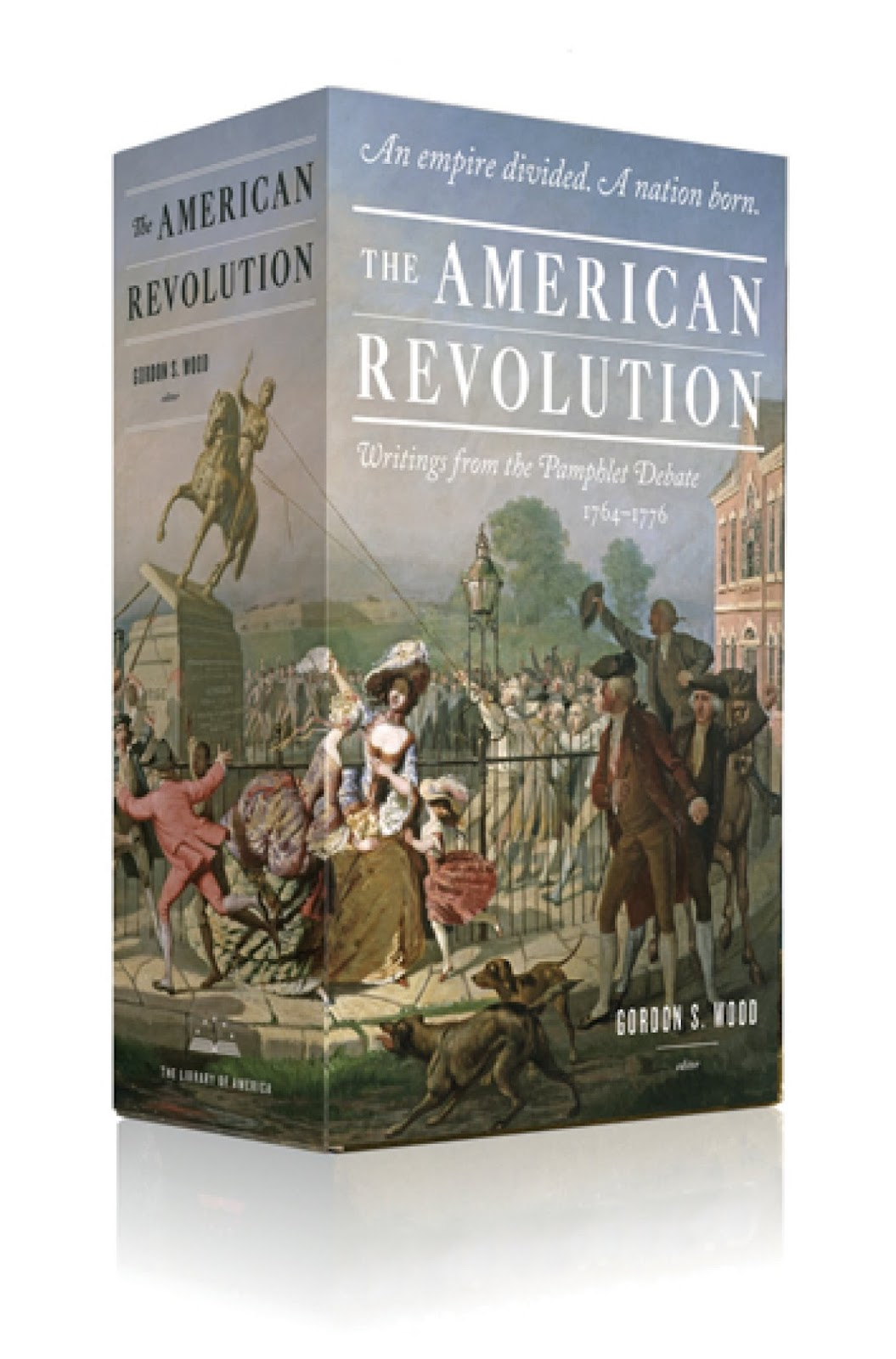 american revolution gordon s wood The liberal republicanism of gordon wood  wood says that the american  revolution was a republican revolution  wood writes: [a]s we wait for  modernism to engulf us, we can only carry on our historian's business as.