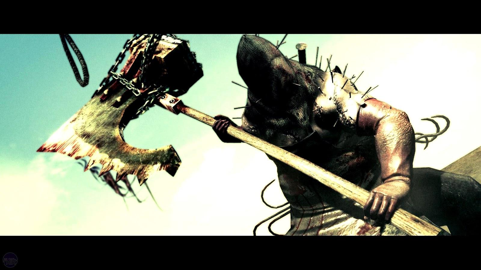 Resident Evil 5 art