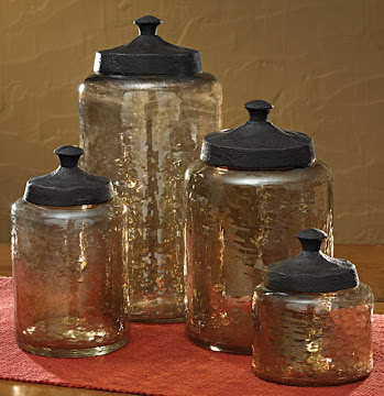 Seneca Glass Jars