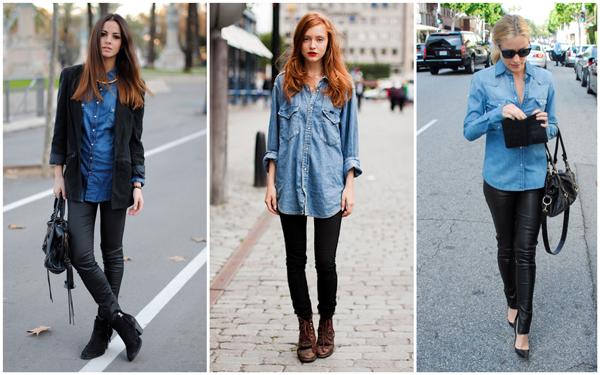 imagenes de camisas de jeans - imagenes de camisas | Camisas de mujer Blusas, Camisas con cuello Yoox