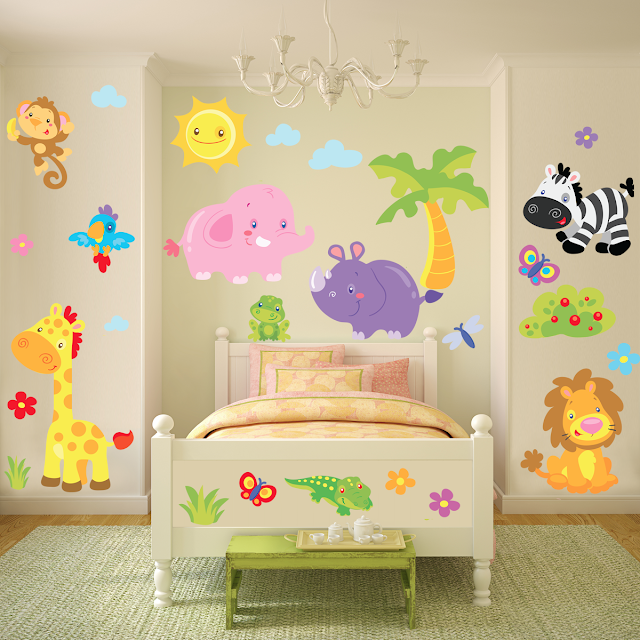 La danza dei sensi i love stikers - Wall stickers camerette ...