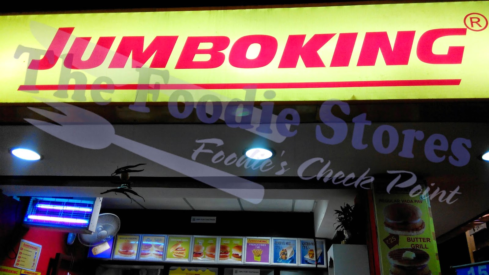 Jumboking Vadapav Outlet