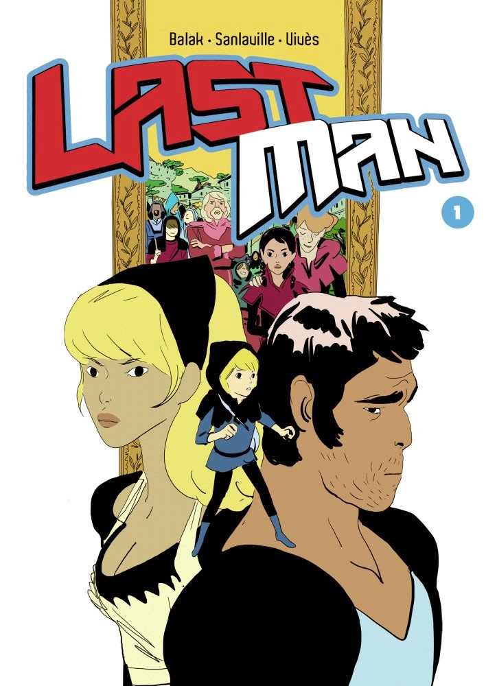 [7BD] Lastman tome 1