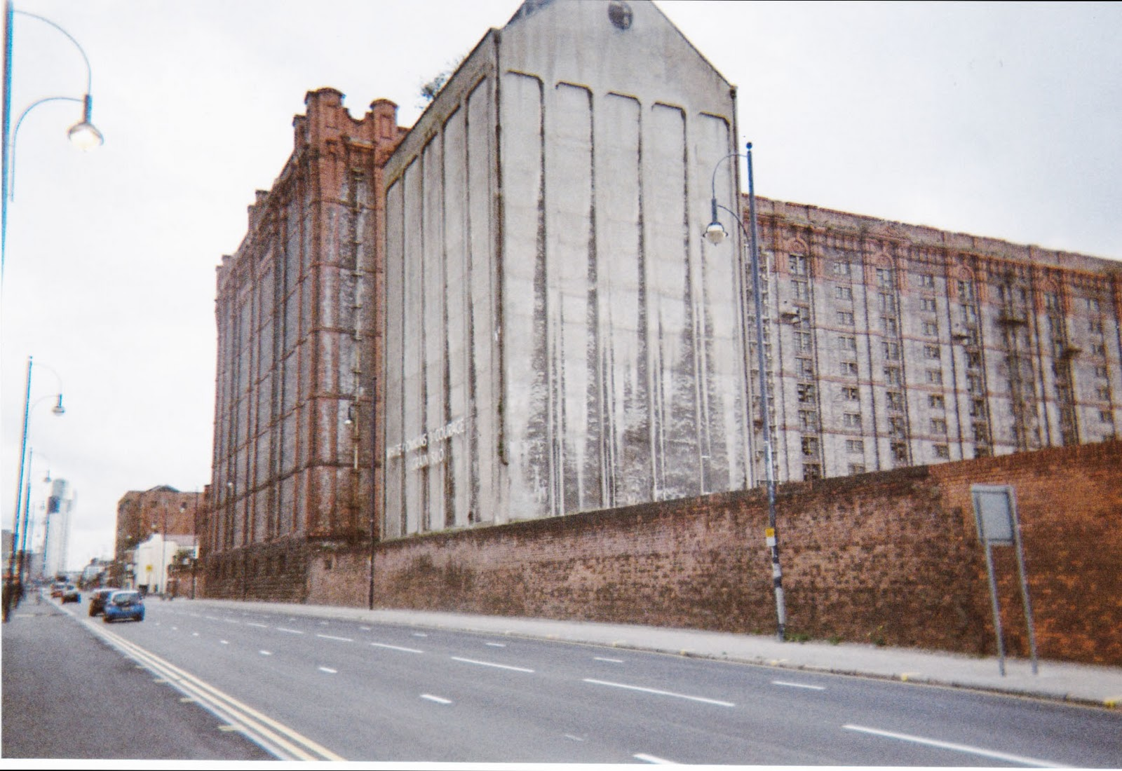 the tobacco warehouse