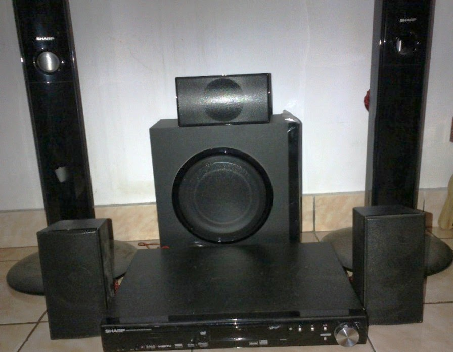 sharp home theater. preview ht-cn830dv sharp home theater r