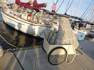 cruising, boat upgrades