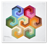 Tutorial! swirling hexagons (click!)
