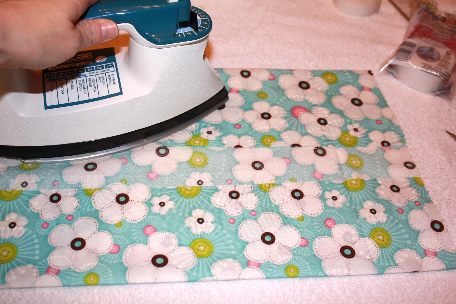 Fabric Book Cover No Sew : Heather rosas illustration super easy no sew fabric book