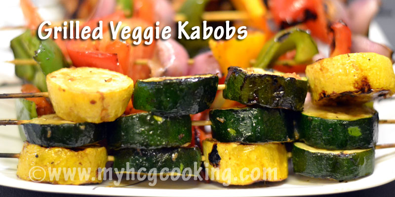 ... discoveries on my HCG weightloss journey: P3 Grilled Vegetable Kabobs