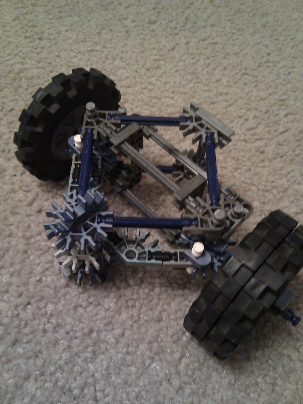 Of Blocks And Bricks Better Knex Steering Apparatus