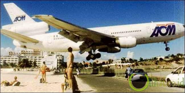 Bandara Mematikan