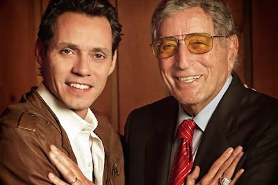 Tony Bennett feat. Marc Anthony - For Once In My Life