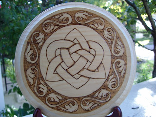 Celtic Heart Plaque