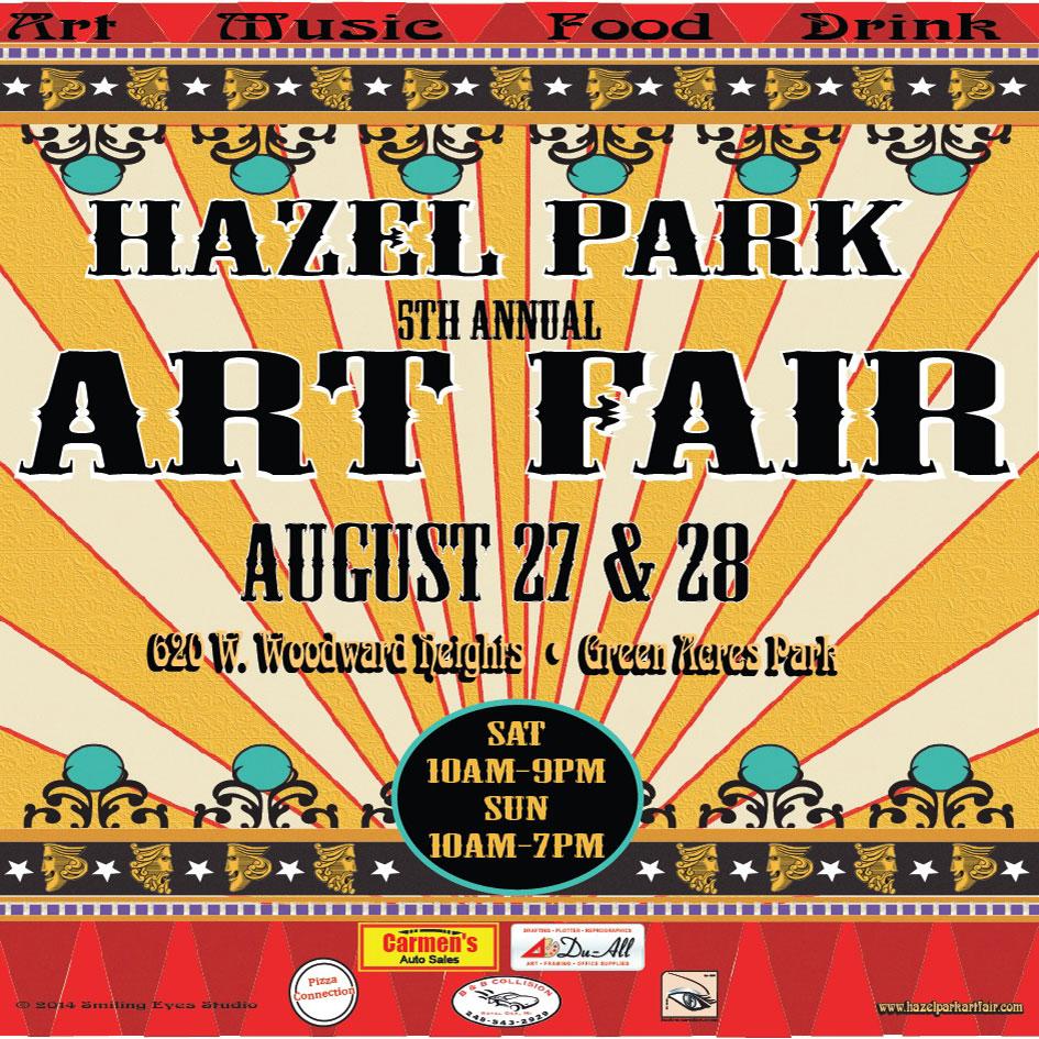 Hazel Park Art Fest