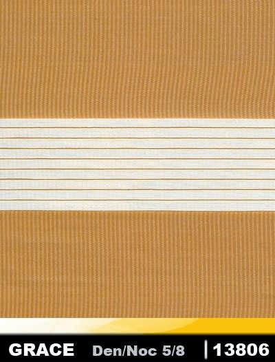 Rulouri textile duble Day & Night Grace 13806