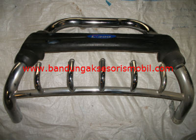 Bumper Panther New 06-12 Adven Extrim