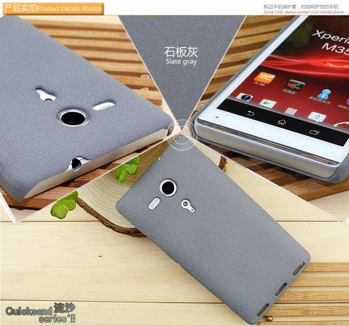 Sony xperia SP simai sandstone handphone case, Malaysia