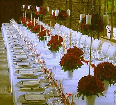 Decoracion de mesas para fiestas parte 3 - Decoracion de mesas para fiestas ...