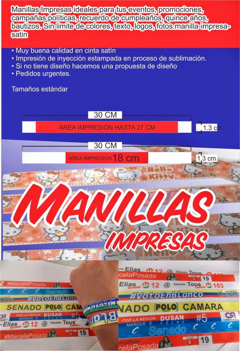 MANILLAS