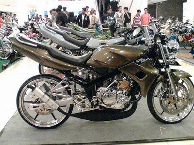 Kumpulan Modifikasi Motor Ninja