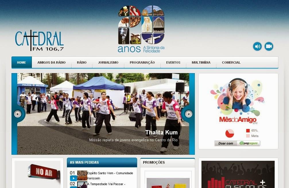 RADIO CATEDRAL FM 106,7