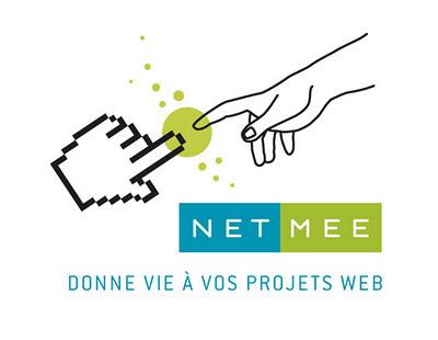 Logo de Netmee
