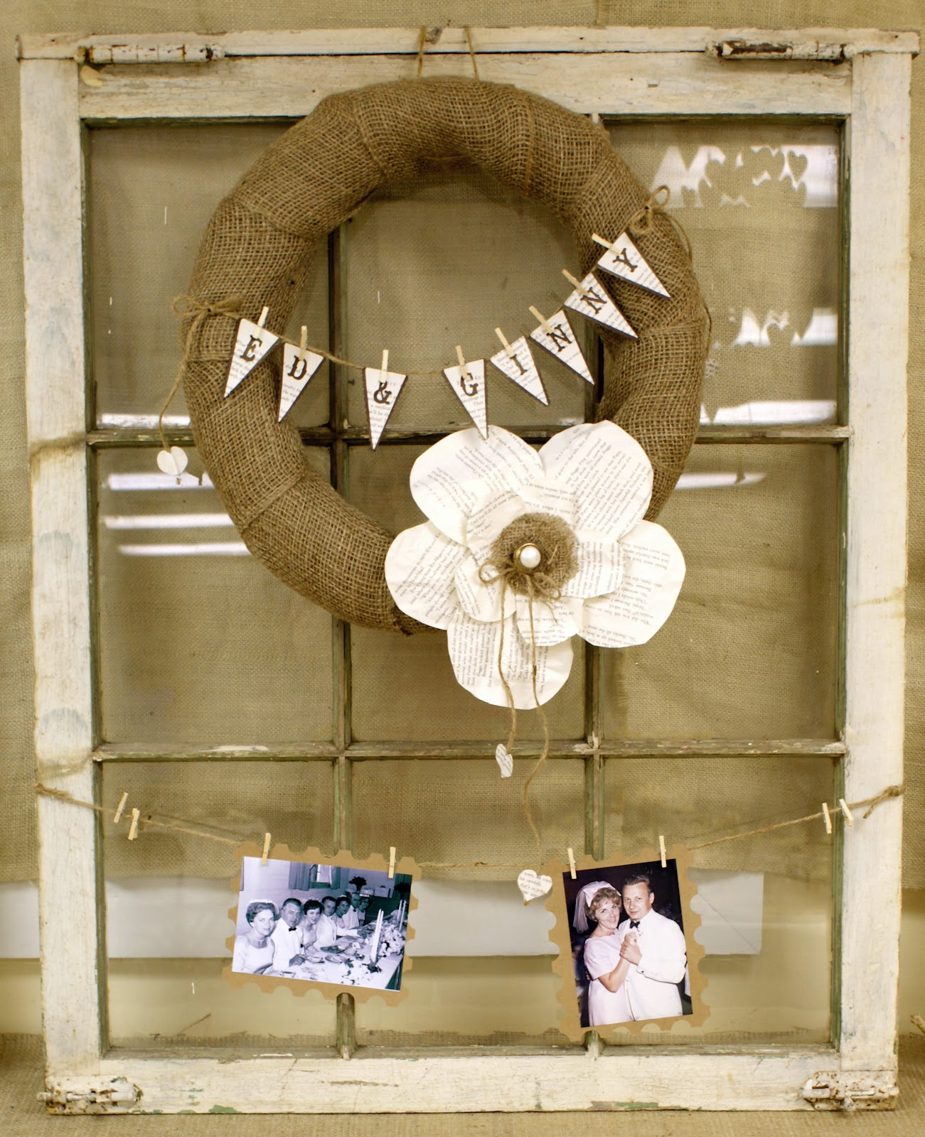 50th anniversary table decor photograph above each table g for 50th party decoration