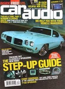 15 Gosip Mengenai Sistem Audio Mobil