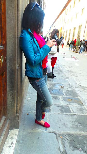 Jayne In Florence