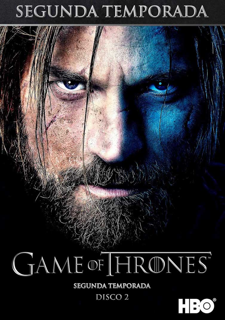 Game Of Thrones 2ª Temporada Torrent – BluRay 720p Dual Áudio (2012)