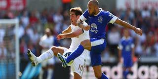 Prediksi Swansea City vs Everton
