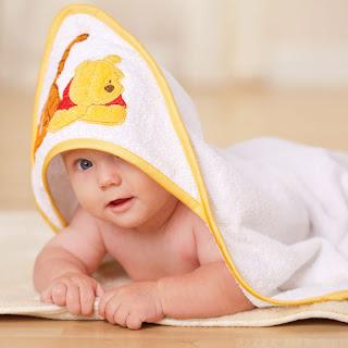 Tips Memilih Handuk Bayi