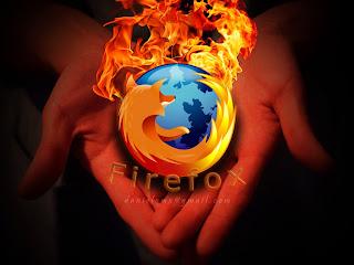 Mozilla Firefox apresenta mensagem satânica