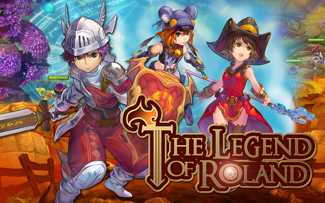 Download Games For Android Phone Legend of Roland Action RPG MOD APK+DATA (Unlimited Gold Coins)