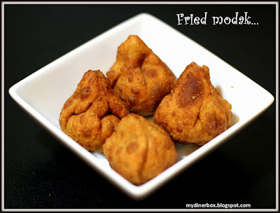 Fried kolukattai