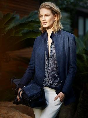 moda primavera Masssimo Dutti mujer camisa chaqueta bolso