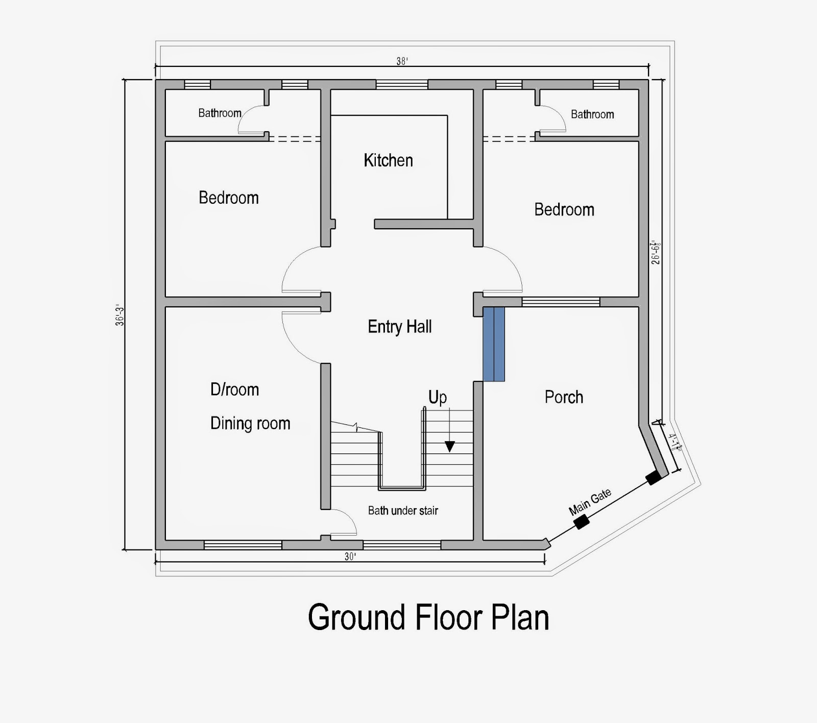 Home plans in pakistan home decor architect designer for Floor plan designer
