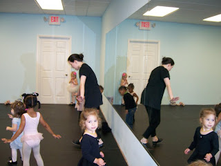 charlotte dance lessons two year olds