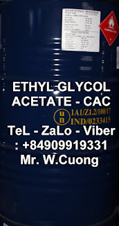 ETHYL GLYCOL ACETATE | CELLOSOLVE ACETATE | dung môi CAC