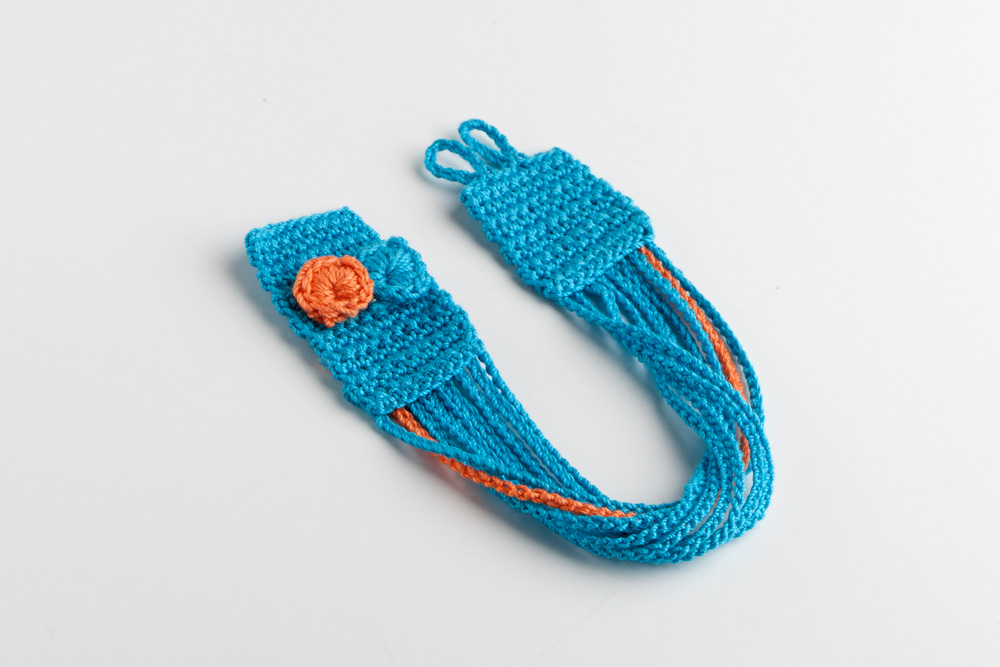 Crocheting Bracelets : Yarn Twist: Crochet Pattern Octopus Bracelet (free)