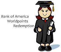 Bank of America Worldpoints Redemption