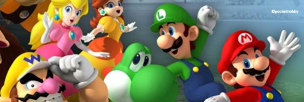Pocket Hobby - www.pockethobby.com - #PlayForHobby - 10 Jogos para toda uma vida - Super Mario - e muito mais!!