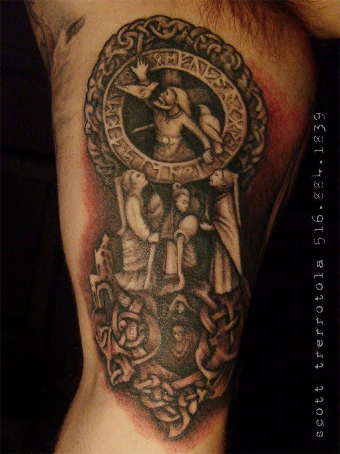 Tattoos By Scott Trerrotola: Boston Tattoo Convention 2012
