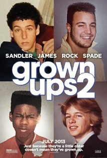 Watch Grown Ups 2 (2013) Megashare Movie Online Free