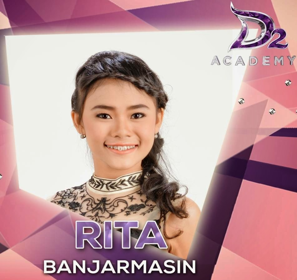 Rita Banjarmasin Dangdut Academy 2
