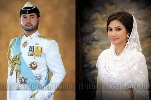 18 Gambar Pernikahan TMJ Khaleeda